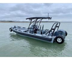 ASIS Amphibious 8.4m with Mercury Verado 250 - Image 3/10