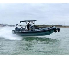 ASIS Amphibious 8.4m with Mercury Verado 250 - Image 4/10