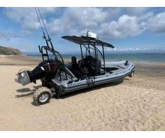 ASIS Amphibious 8.4m with Mercury Verado 250 - Image 8/10