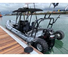 ASIS Amphibious 8.4m with Mercury Verado 250 - Image 9/10