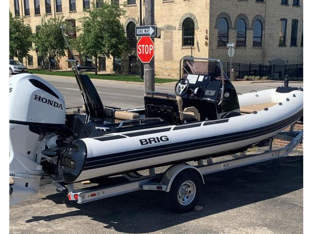 Eagle 6.7 Demo Boat For Sale - 1/1