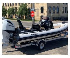 Eagle 6.7 Demo Boat For Sale